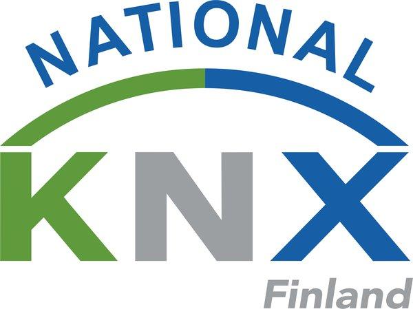 KNX Finland logo