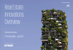 KPMG Real Estate Innovations Overview 2020